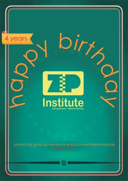 Birthday Poster ZIP