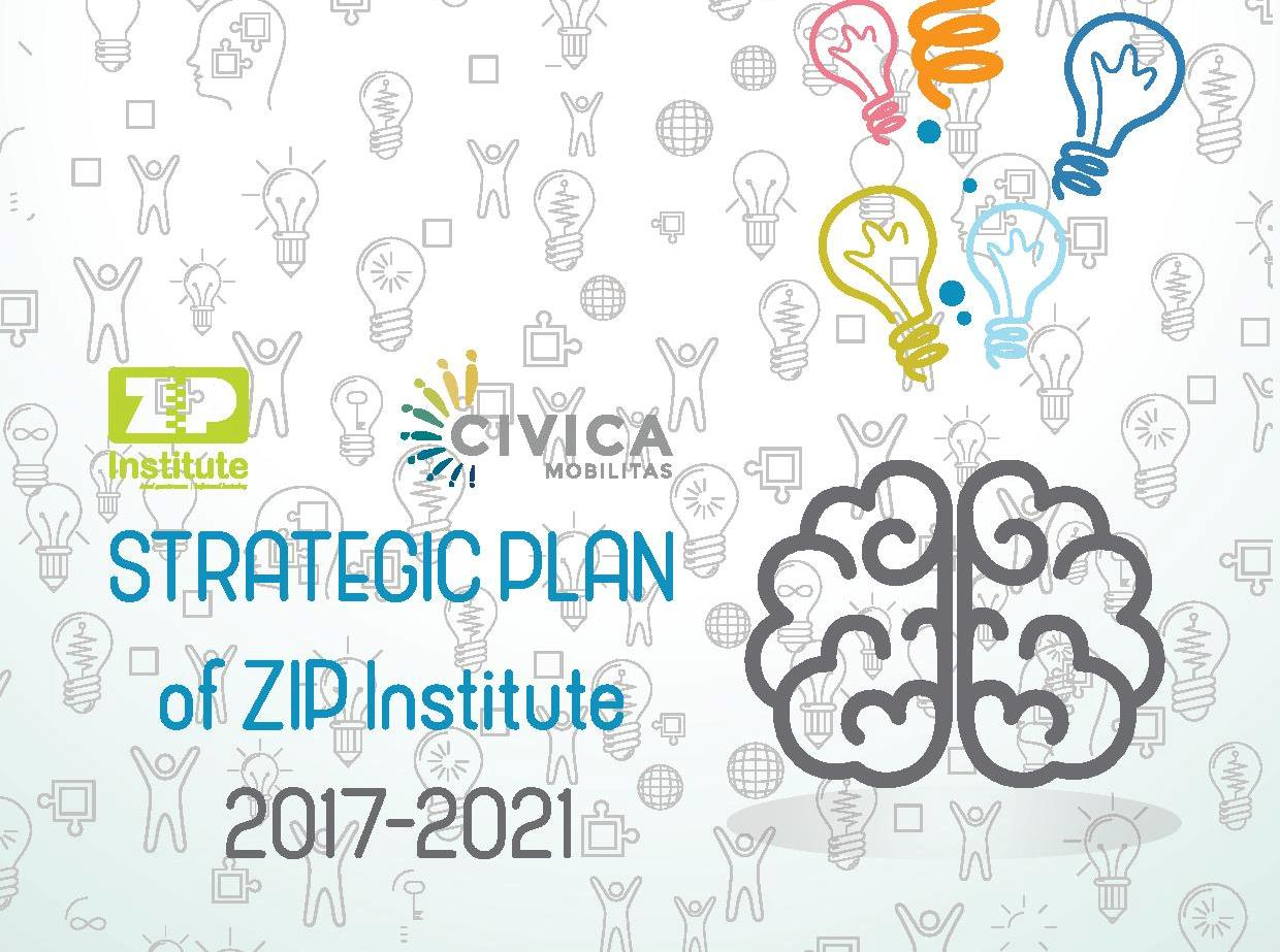 13.11.2017 Strategic plan of ZIP Institute 2017-2021
